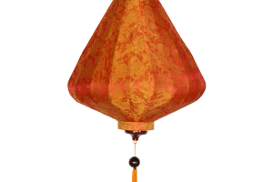 Diamond Silk Lantern