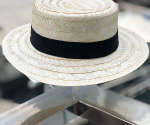 BALM LEAF HAT
