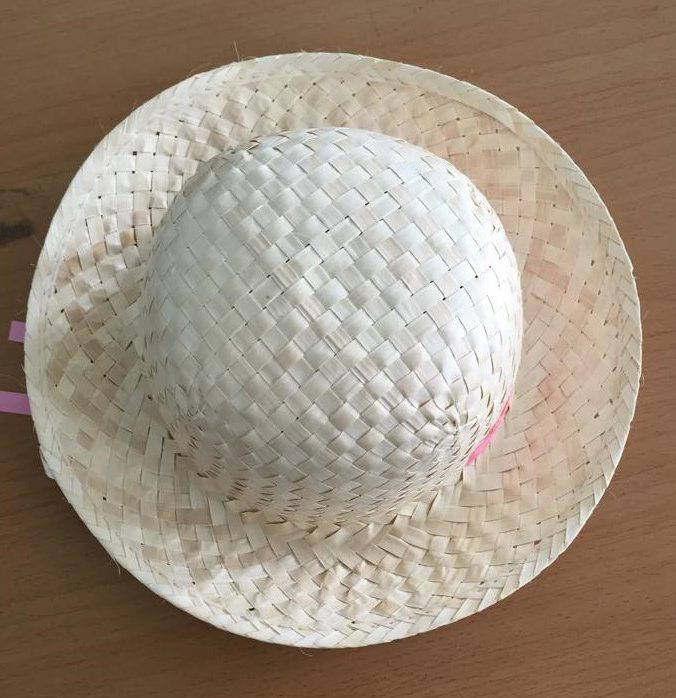 Palm Leaf Hat children SAFIMEX