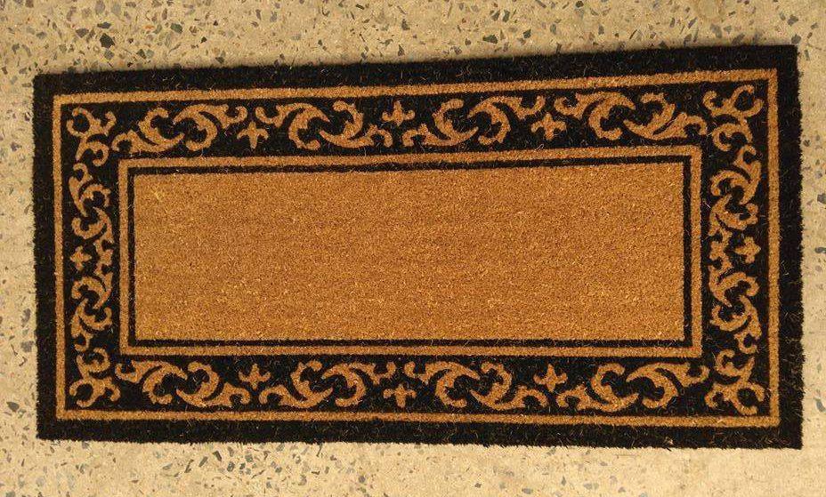 Coconut Mat SAFIMEX handicraft 3