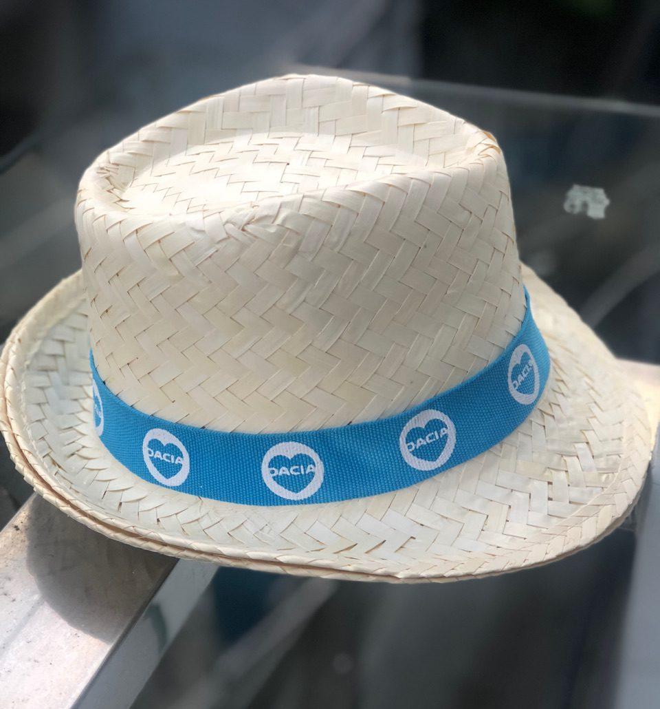 Palm Leaf Hat Fedora
