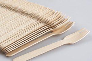 Wooden Fork Safimex
