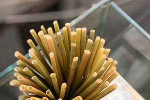GRASS STRAWS 3-SAFIMEX - drinking straw- eco friendly