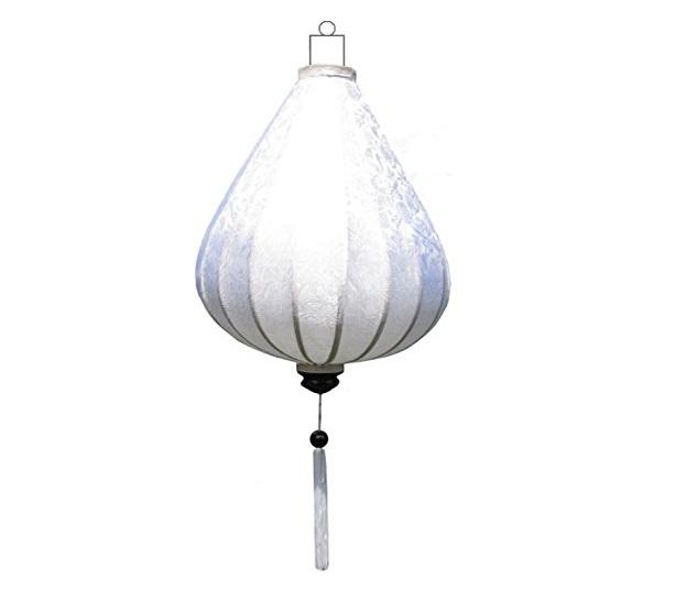 Garlic Inverted Silk Lantern-safimex