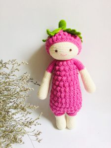 Knitted animals Knitted doll-SAFIMEX (13)