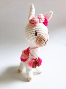 Knitted animals Knitted doll-SAFIMEX (2)