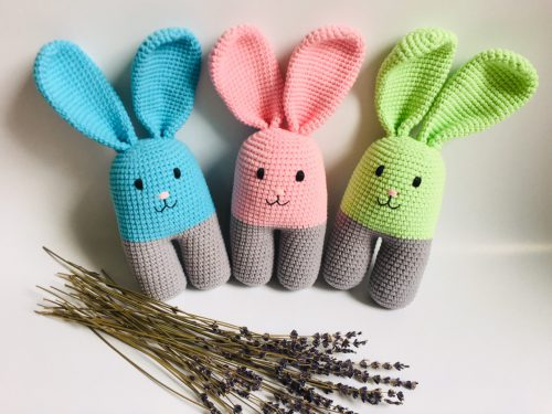 Knitted animals Knitted doll-SAFIMEX (22)