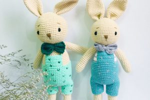 Knitted animals Knitted doll-SAFIMEX (23)