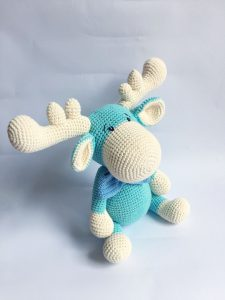 Knitted animals Knitted doll-SAFIMEX (7)