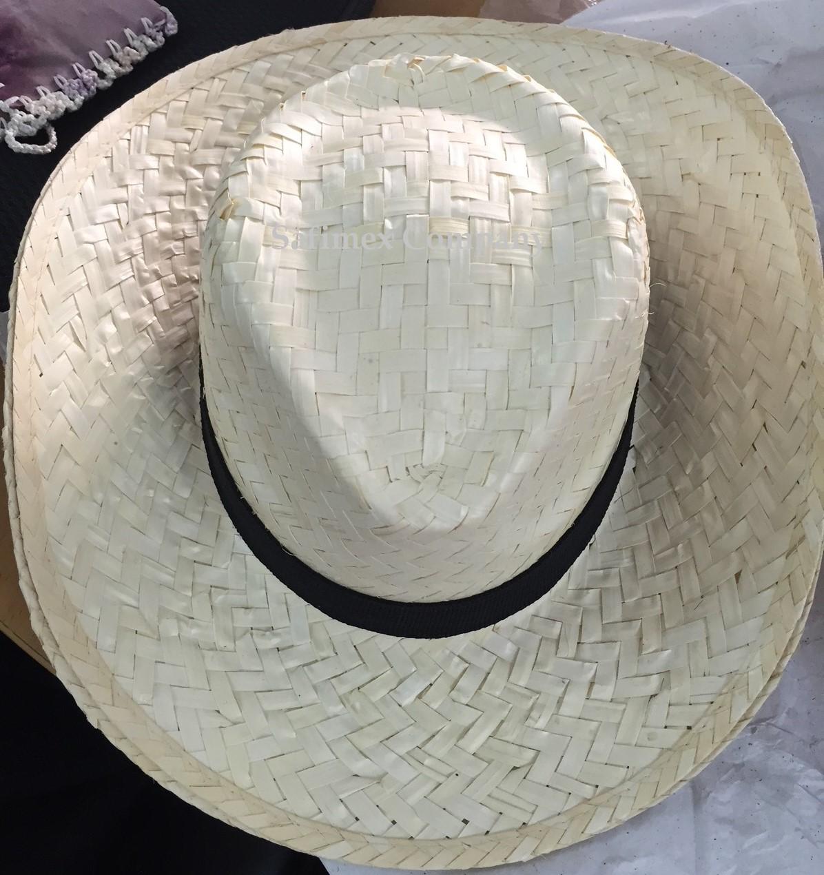 Palm Leaf Hat Handmade