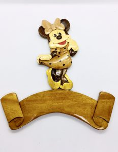 Wood Plaque SAFIMEX