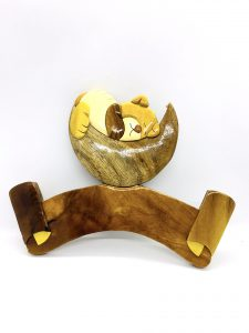 Wood Plaque HANDMADE