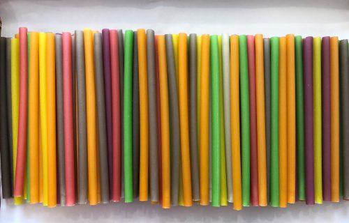 RICE drinking STRAWs -SAFIMEX drinking straw- eco friendly 13