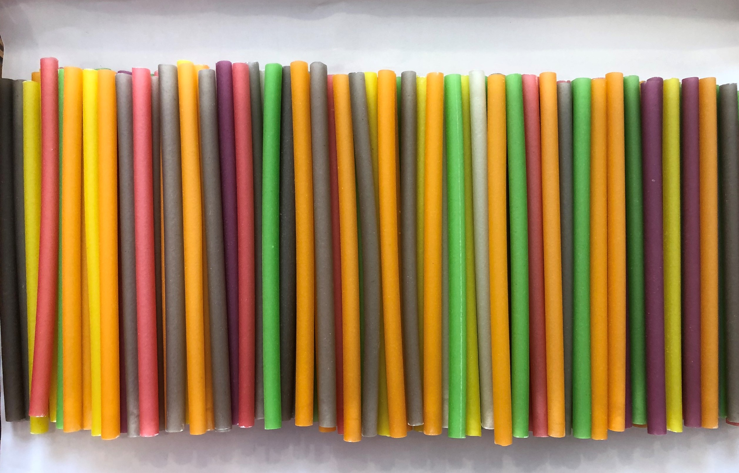 RICE STRAW -SAFIMEX drinking straw- eco friendly 13
