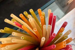 RICE STRAWS -SAFIMEX drinking straw- eco friendly 18