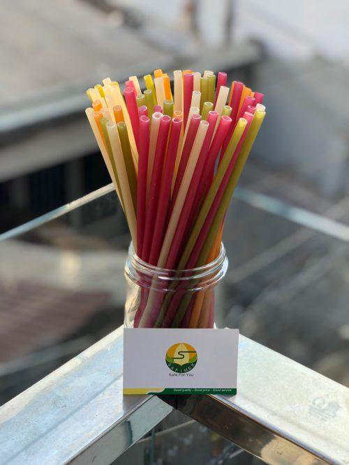 RICE STRAWS -SAFIMEX drinking straw- eco friendly