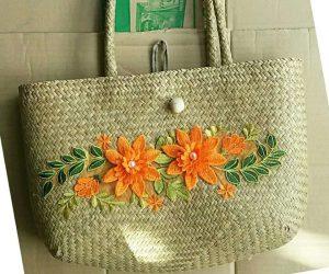 Seagrass bag