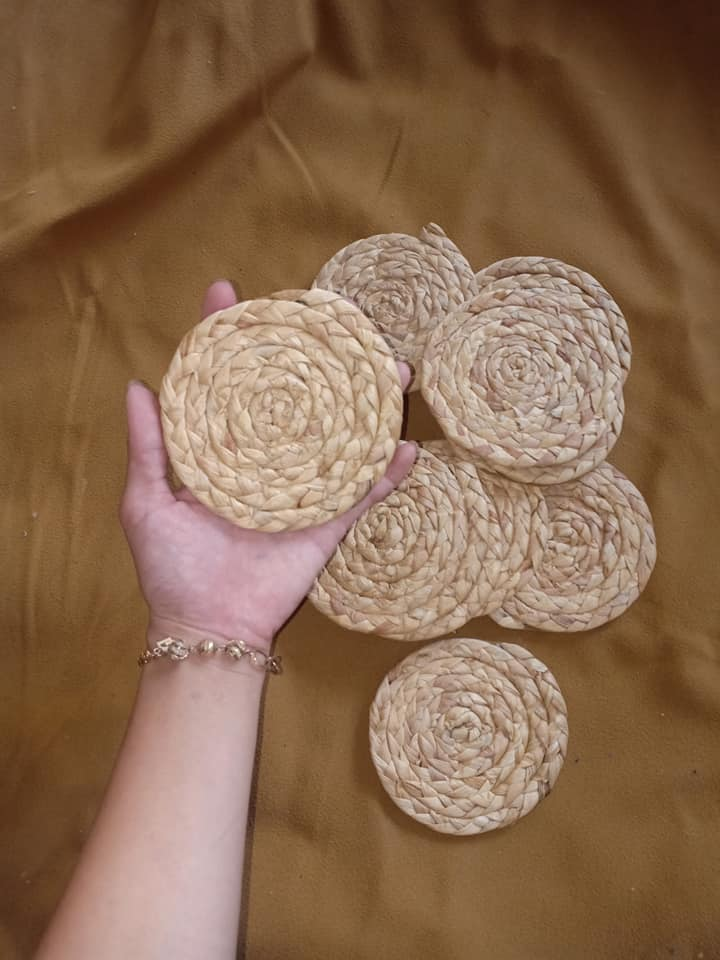 Water Hyacinth handmade