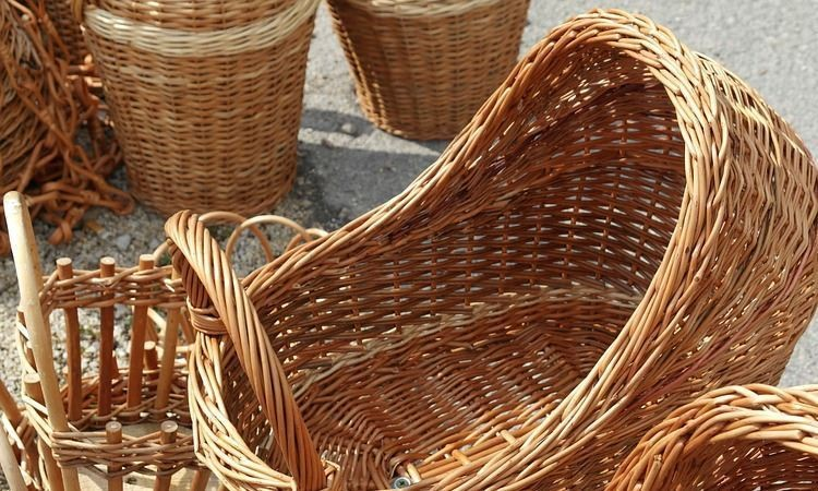 What are the advantages of rattan basket