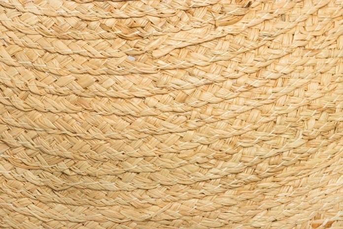 Raffia Straw _ types of straws
