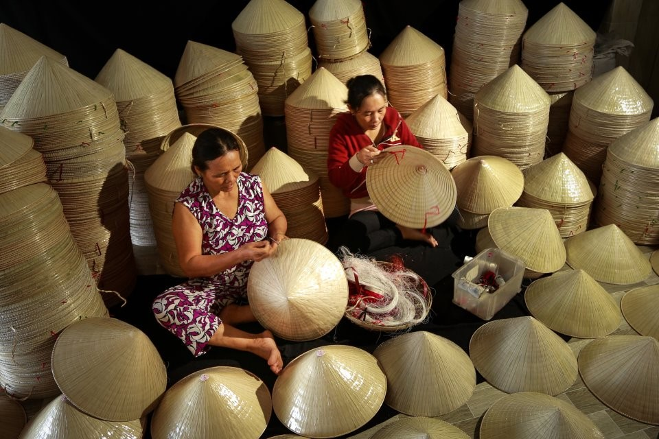 conical hat vietnam sfm