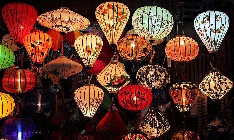 silk lanterns sfm