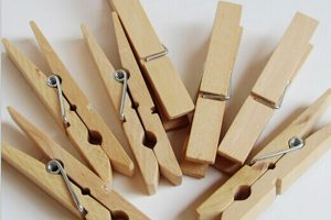 clothespin - safimex eco friendly