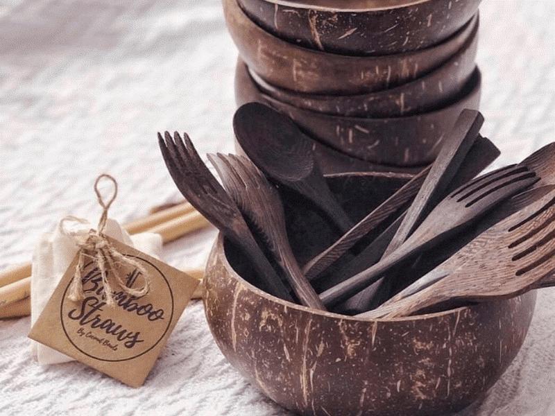 coconut bowl safimex handmade