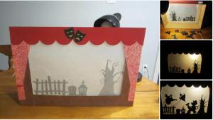 Cardboard box paper