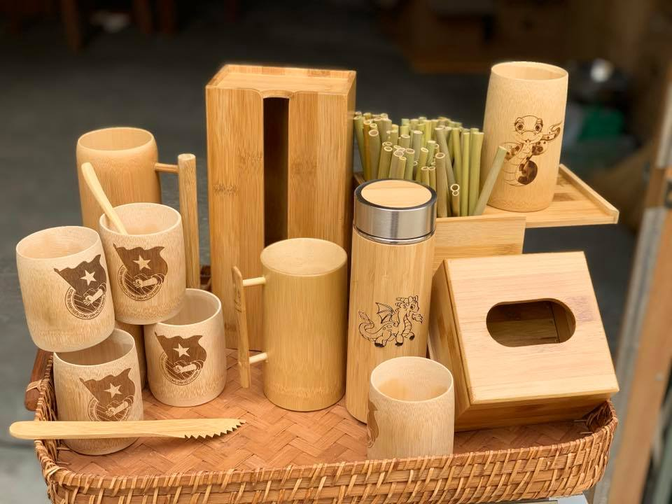 bamboo handicraft products