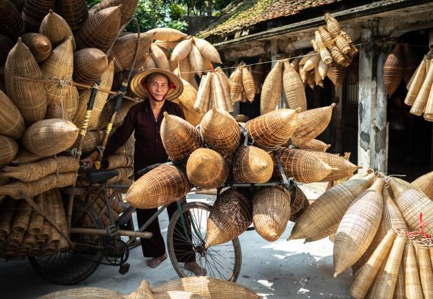 vietnam handicraft