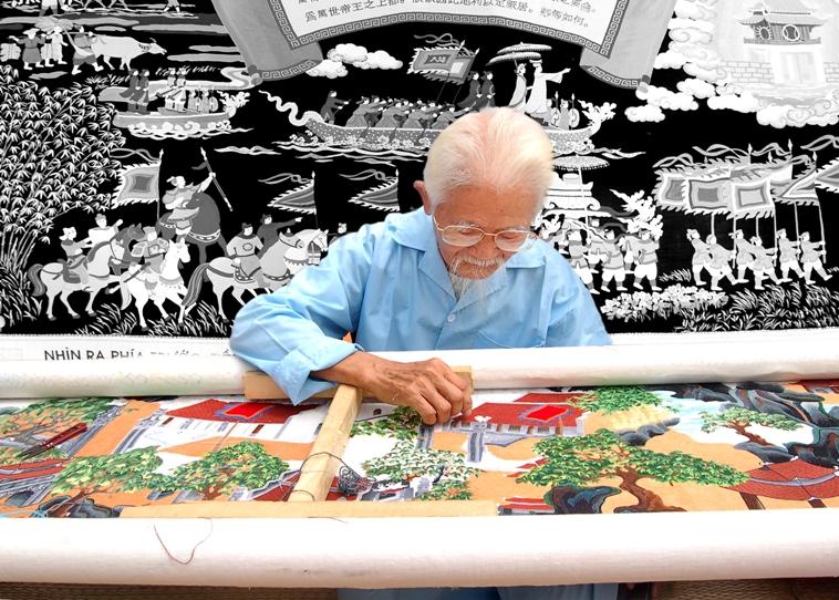 embroidery Vietnam2