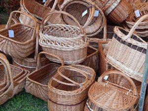 handicraft from rattan